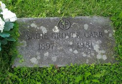 Sadie I <i>Grover</i> Carr