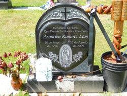 Asuncion <i>Ramirez</i> Leon