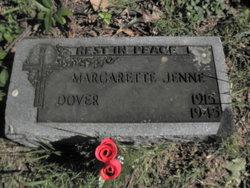 Margarette <i>Jenne</i> Dover