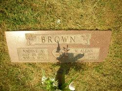 Nadine A. Brown