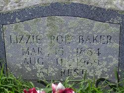 Lizzie <i>Poe</i> Baker