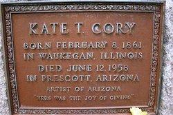 Kate Thompson Cory