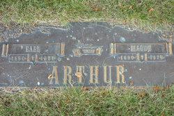 Maude M <i>Ritter</i> Arthur