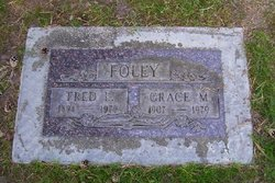 Grace M. <i>Smith</i> Foley
