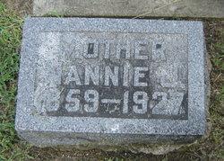 Nancy Jane Nannie <i>DeWolf</i> Aumiller
