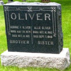 Allie Oliver
