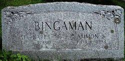 Ammon S Bingaman