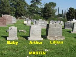 Baby Daughter Martin