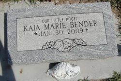 Kaia Marie Bender