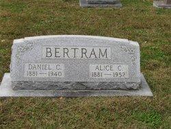 Alice C Bertram