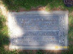 Christina <i>Hodnefield</i> Andersen