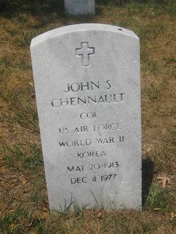 John S Chennault