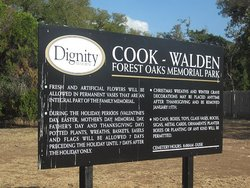 Cook Walden-Forest Oaks Memorial Park