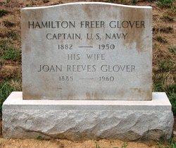 Capt Hamilton Freer Glover