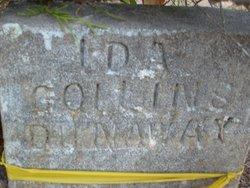 Ida <i>Collins</i> Dunaway