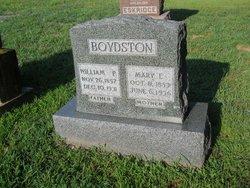 Mary Eliza <i>Chinn</i> Boydston