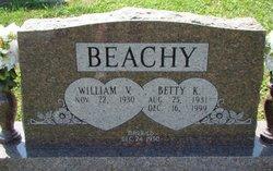 Betty Kathryn <i>Brenneman</i> Beachy