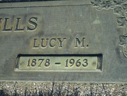 Lucy Mae <i>Mosher</i> Mills