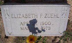 Jessie Elizabeth <i>Fokes</i> Zuehl