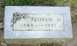 Flossie May <i>Johns</i> Asher