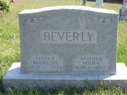Mary Lou <i>Garvey</i> Beverly