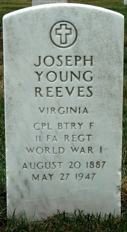Joseph Young Reeves
