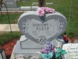 Dorothy L. <i>Polston</i> Baker