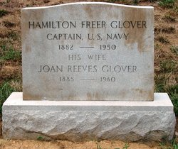 Joan Howell <i>Reeves</i> Glover