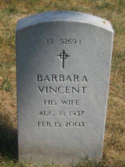 Barbara <i>Vincent</i> Larison