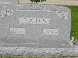 Ella McAllister <i>Rice</i> Eads