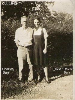 Hixie E Mama Hick <i>Davis</i> Barr