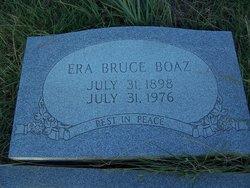 Era Angie <i>Bruce</i> Boaz