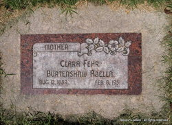 Elsie Clara Clara Abella