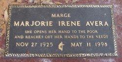 Marjorie Irene Marge <i>Poland</i> Avera