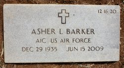 Asher Lee Barker