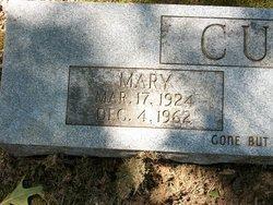 Mary Edna <i>Yancey</i> Curle