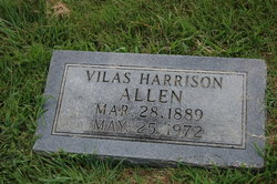 Vilas Harrison Allen