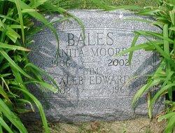 Caleb Edward Tim Bales