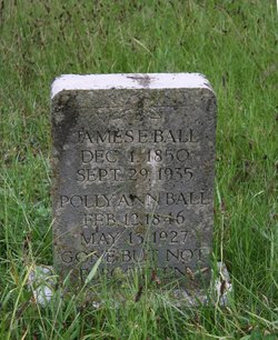 James Edward Jim Ball