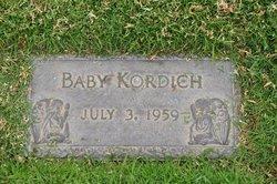 Infant Kordich