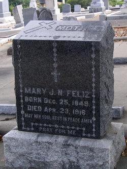 Maria de Jesus Nicanor Mary <i>Pina</i> Feliz