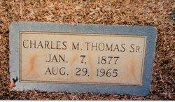 Charles Mansfield Thomas, Sr