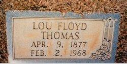 Lucinda Lou <i>Floyd</i> Thomas