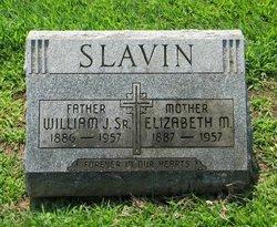 Elizabeth Mary <i>Devaney</i> Slavin