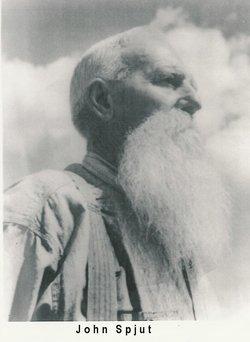 Johan August Fager Spjut