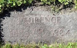 Florence <i>Rutkowski</i> Bieniski