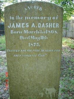 James Abraham Dasher