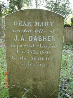 Mary Ann <i>Wisenbaker</i> Dasher