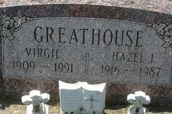 Hazel I Greathouse