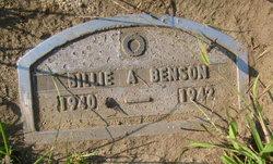 Billie Alice Benson